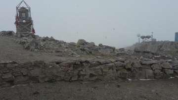 Първи сняг заваля в България