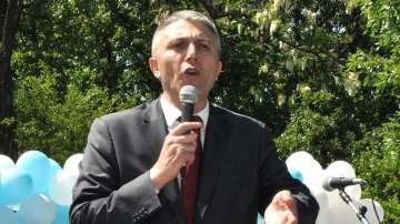 Мустафа Карадайъ участва във възпоменателен митинг край дуловското село Руйно