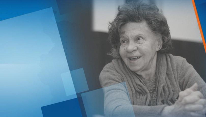 Една легенда си отиде днес - Стоянка Мутафова почина на