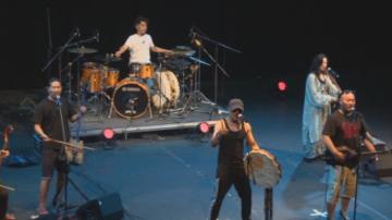 Музиканти от Монголия показаха как гърленото пеене води до хармония с Вселената