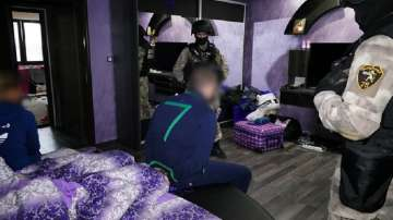 Антимафиоти задържаха шестима трафиканти на хора