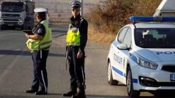 Катастрофа между камион и лек автомобил на АМ Тракия край Пловдив