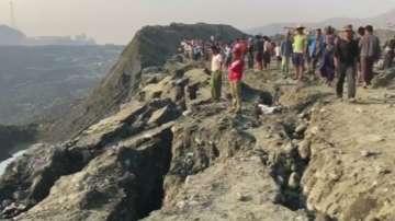 Над 50 души са загинали при срутване на нефритена мина в Мианмар