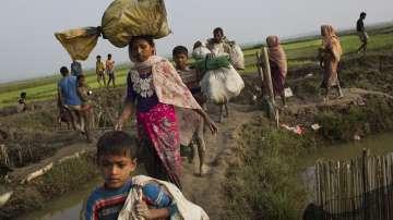 Десетки хиляди бежанци заради конфликта в Мианмар
