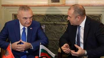 Радев: Европейската интеграция на Западните Балкани е от значение за цяла Европа