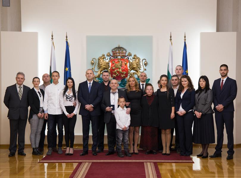 Има хора, за които България, българщината, българският фолклор и историческа