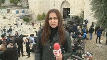 От нашия пратеник: Засилени мерки за сигурност на петъчната молитва в Ерусалим