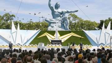 С апел за отказ от атомни оръжия почетоха паметта на жертвите от Нагасаки
