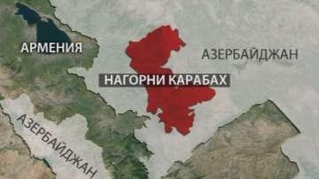 Сражения в Нагорни Карабах