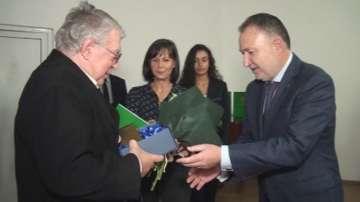 В Карлово връчиха Национална награда за чистотата на българския език