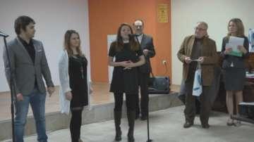 Журналисти от БНТ получиха награда от фестивала Кино в длан