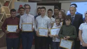 Наградиха 30 ученици в конкурса Отличниците на България