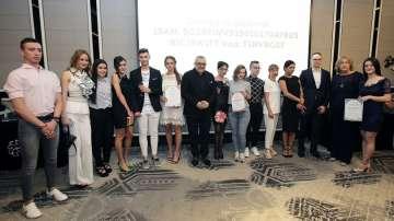 """Връчиха журналистическите награди на Фондация """"Димитър Цонев"""""""