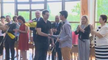 За първи път връчиха наградите Димитър Цонев