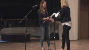 Раздадоха наградите в конкурса Работилница за репортери