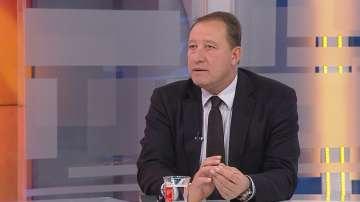 Ангел Найденов: БСП няма да подкрепи мандат от трета политическа формация