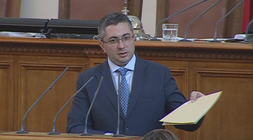 Това обяви регионалният министър Николай Нанков по време на парламентарния