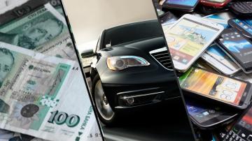 НАП проверява 5500 луксозни автомобила за данък уикенд