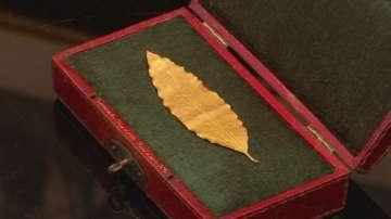 Лист от короната на Наполеон беше продаден за 625 хиляди евро