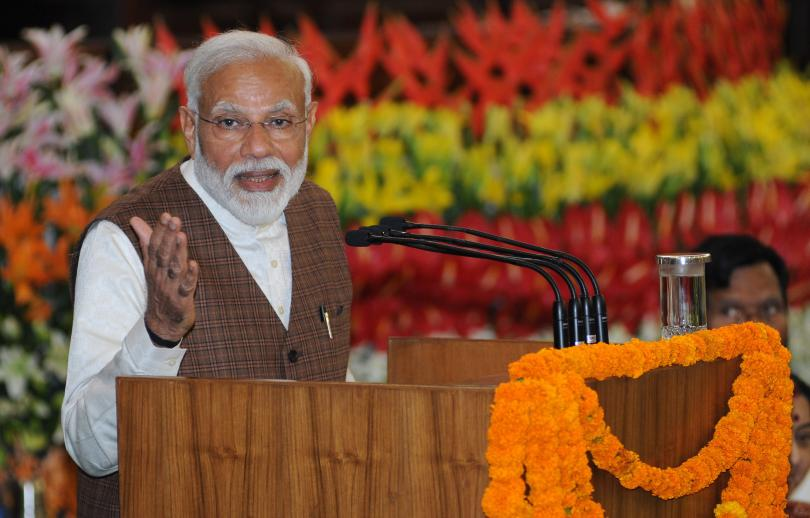 Президентът на Индия Рам Натх Ковинд назначи в събота лидера