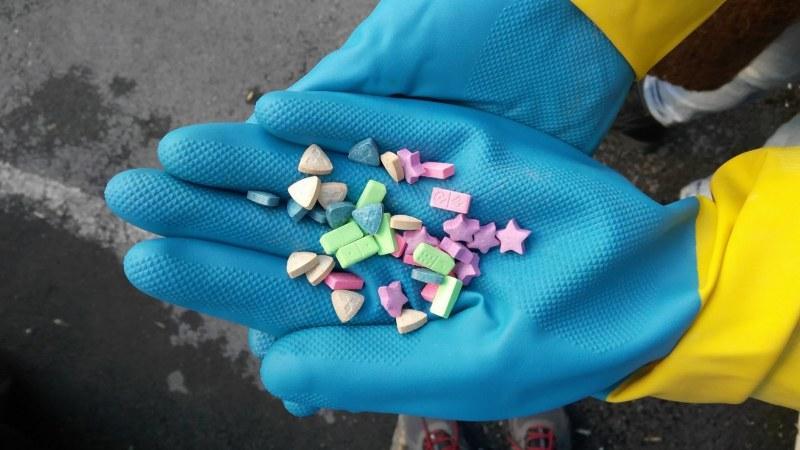 Общо 383 килограма наркотици, от които 331 килограма марихуана, 2