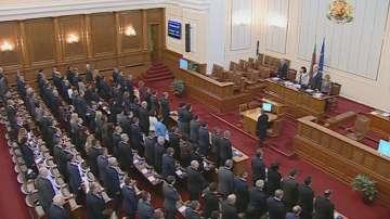 Европредседателството - основна тема на първата сесия на депутатите