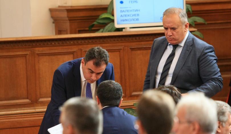Народното събрание гласува на първо четене Закона за енергетиката, с