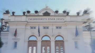 Започва заседанието на НС, в което ще се гласува оставката на Делян Добрев