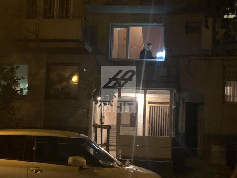 снимка 1  50-годишен мъж е с опасност за живота след нападение с нож в София