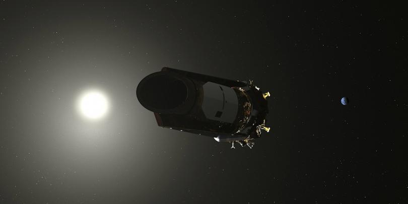 """НАСА съобщи за приключването на мисията на космическата обсерватория """"Кеплер"""""""