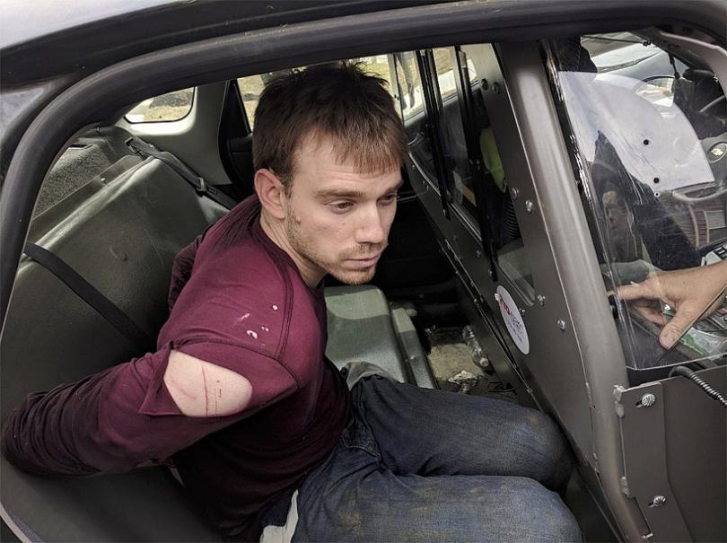 Стрелецът, който вчера уби четирима души с полуавтоматично оръжие в