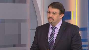 Н. Ананиев: На първата стрелка влакът се е движил с двойно по-висока скорост