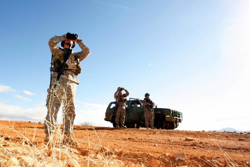 Войници от Националната гвардия на САЩ започнаха да пристигат на