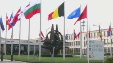 НАТО изпраща военноморска група в Егейско море