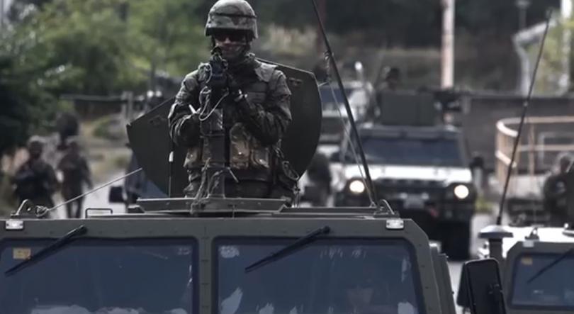 Съединените щати изпращат 20 000 войници в Европа за най-голямото