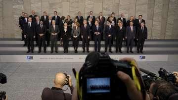 Красимир Каракачанов присъства на редовната среща на военните министри от НАТО