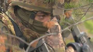 """Приключва активната фаза от военното учение на НАТО """"Единен тризъбец"""""""