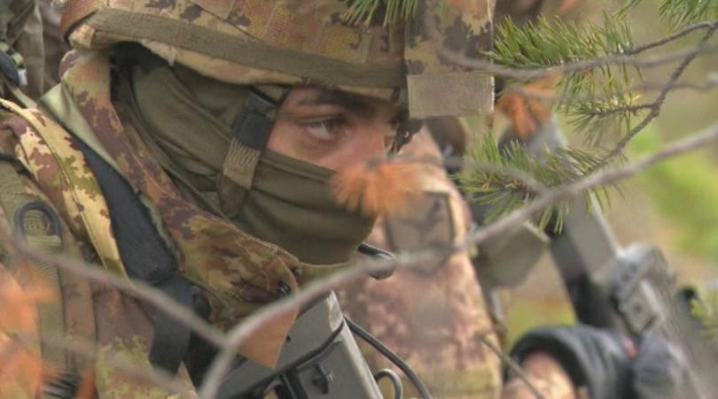 """Активната фаза на най-голямото учение на НАТО """"Единен тризъбец"""" в"""