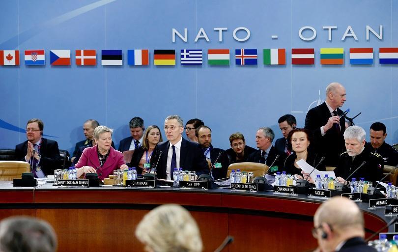 НАТО увеличава допълнително присъствието си в Черно море