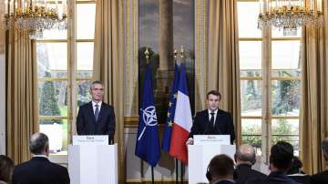 Двустранни преговори за НАТО в Париж