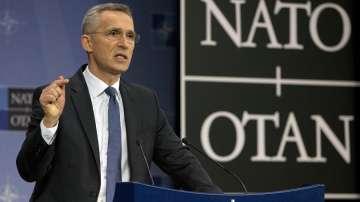 НАТО подкрепя действията на САЩ, Великобритания и Франция