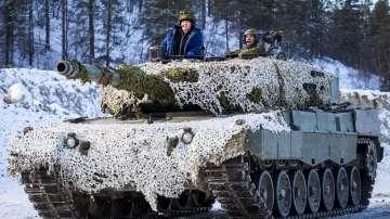 Продължава най-голямото учение на НАТО в Норвегия