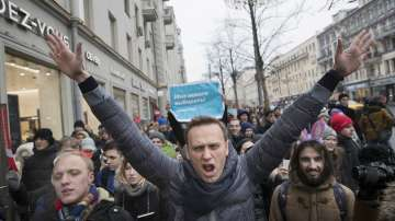 Алексей Навални организира протест под надслов Стачка на избирателите