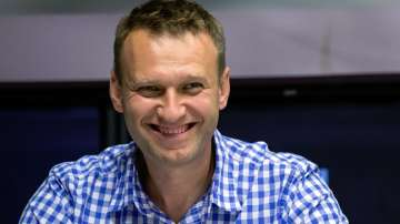 Алексей Навални излезе от ареста