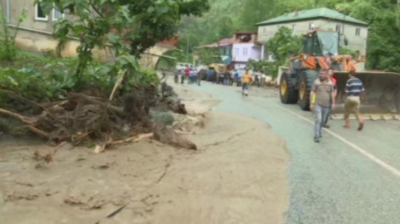 По първоначални данни осем села и общо 150 хектара земеделски