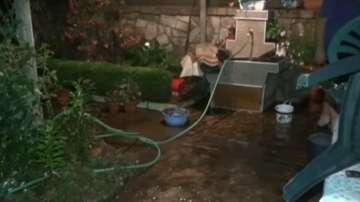 Частично бедствено положение заради дъждовете в Клисура, Розино и Слатина
