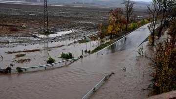 Наводнението в Бургаска област - хронология