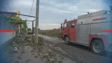 Проливни дъждове наводниха имоти в две села в Бургаско