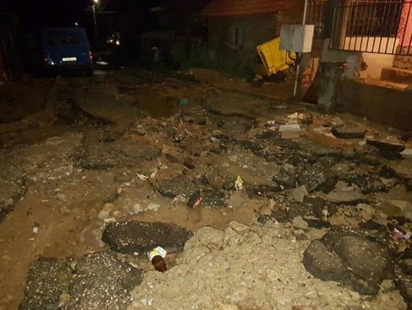 снимка 1 Частично бедствено положение заради дъждовете в Клисура, Розино и Слатина