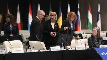 Първа работна сесия на министрите на правосъдието от ЕС в НДК